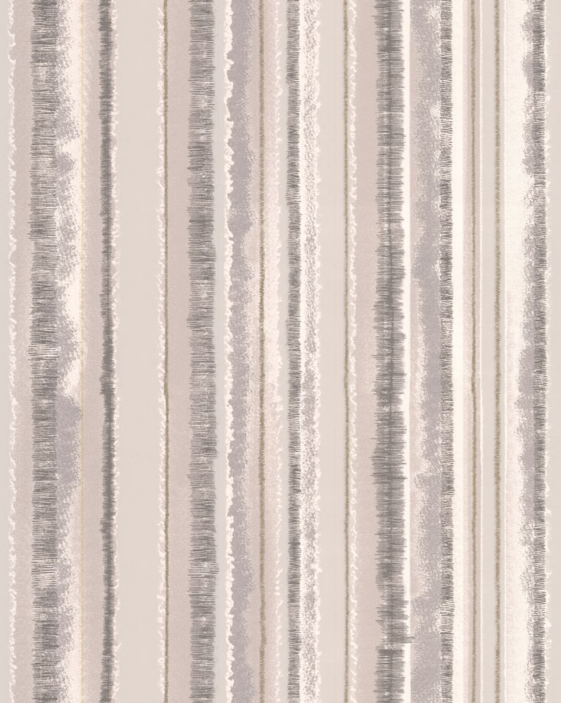 Romany Stripe Natural Wallpaper 20-604 Canada Discount