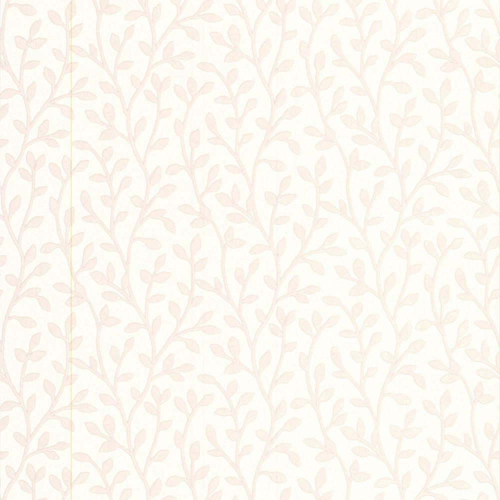 Boho Papier Peint Blanc
