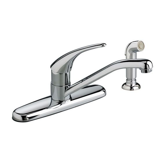 Colony Single Control Kitchen Faucet