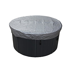 Canadian Spa Company 7 ft. Round Spa Cover Guard