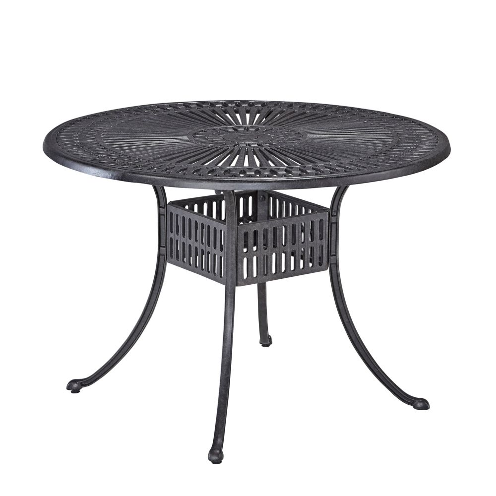 42-inch Largo Patio Round Outdoor Dining Table