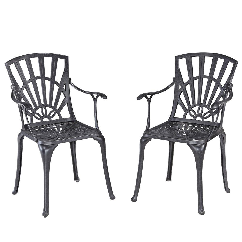 Largo une chaise paire w/ Coussins