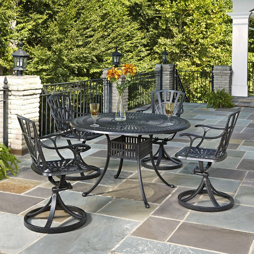 Largo 5-Piece Patio Dining Set
