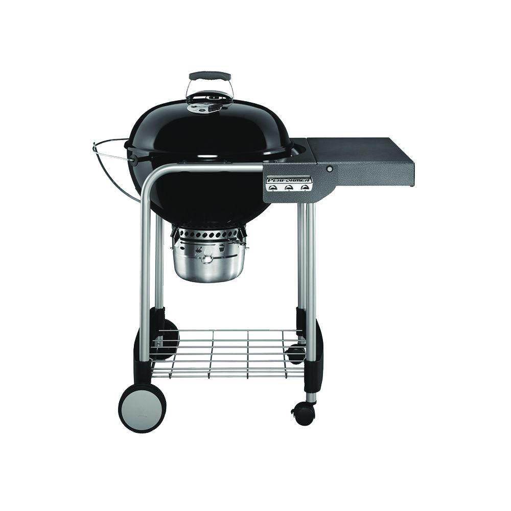 22-inch Performer<sup>®</sup> Charcoal BBQ in Black