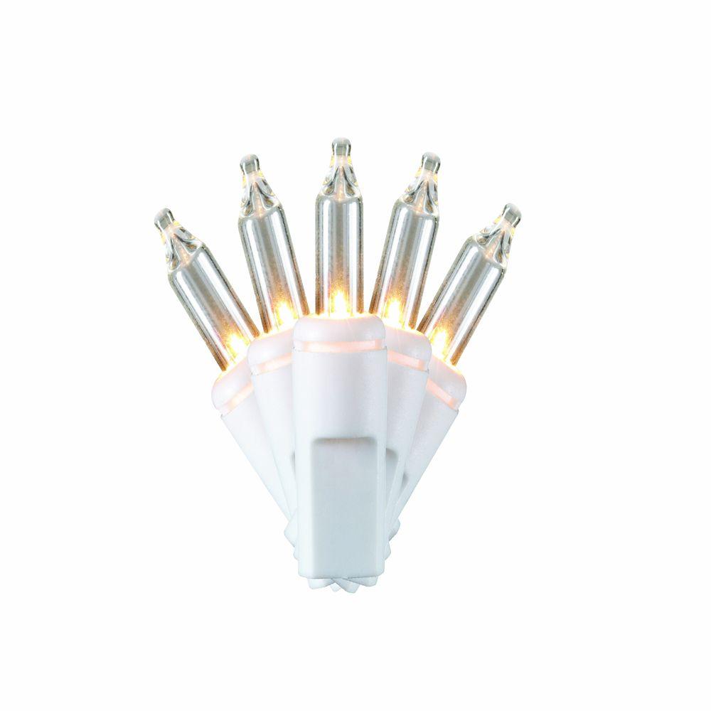 100L Mini Lights - Clear