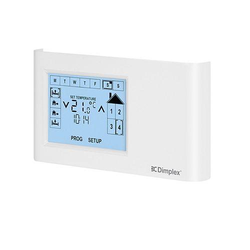Dimplex Télécommande WI-FI programmable multi-zone CONNEX - Blanc