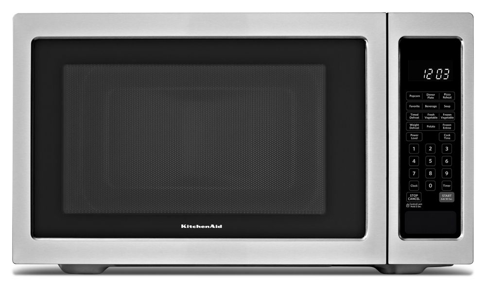 1.6 Cu. Feet., 1200W Countertop Microwave Oven