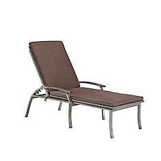 En plein air urbain Chaise chaise longue