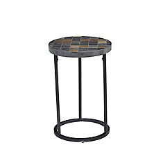 Laguna Collection Patio Accent Table