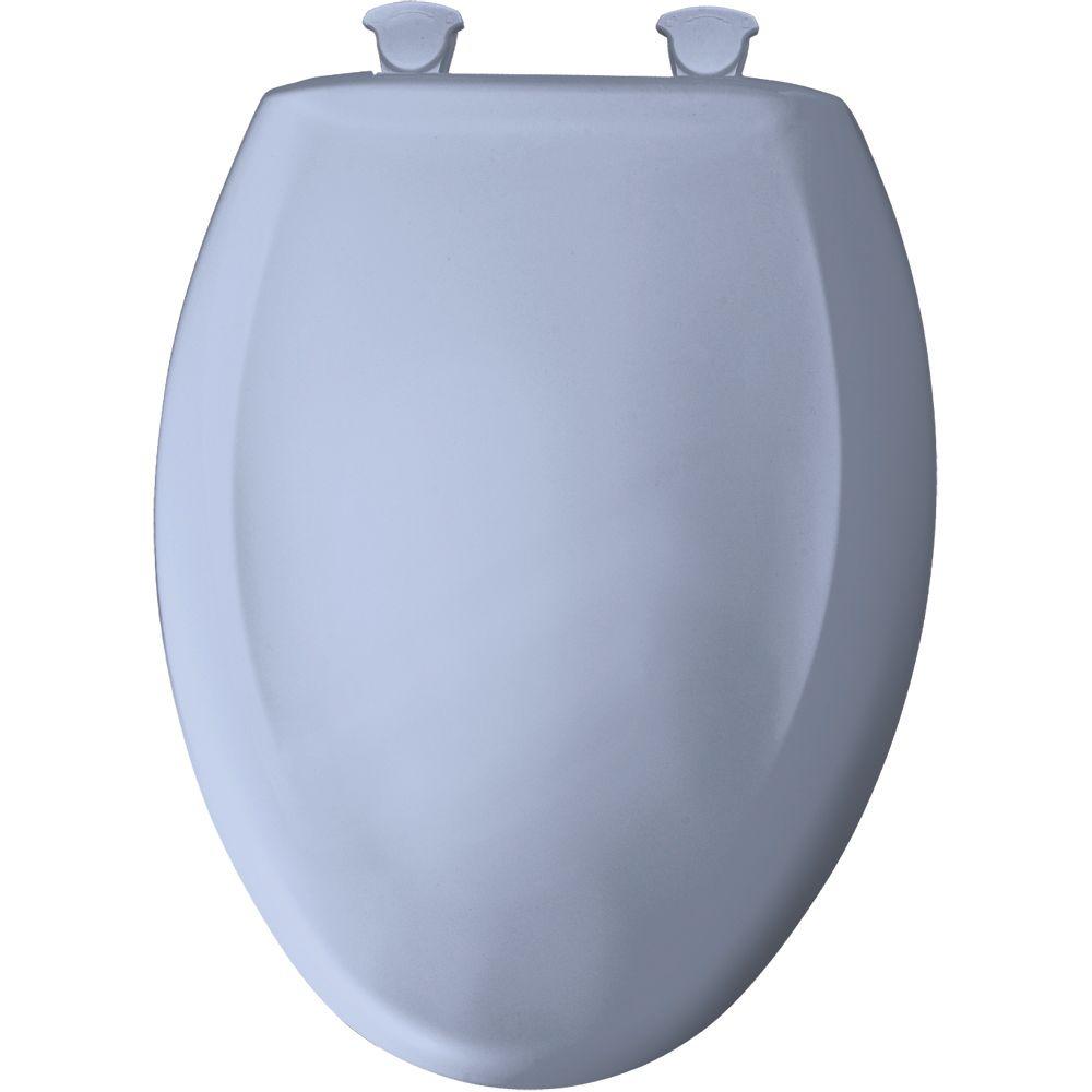 bemis si ge de toilette allong en plastique avec. Black Bedroom Furniture Sets. Home Design Ideas