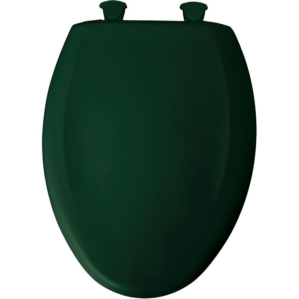 bemis si ge de toilette allong en plastique avec charni re whisper close avec easy clean. Black Bedroom Furniture Sets. Home Design Ideas