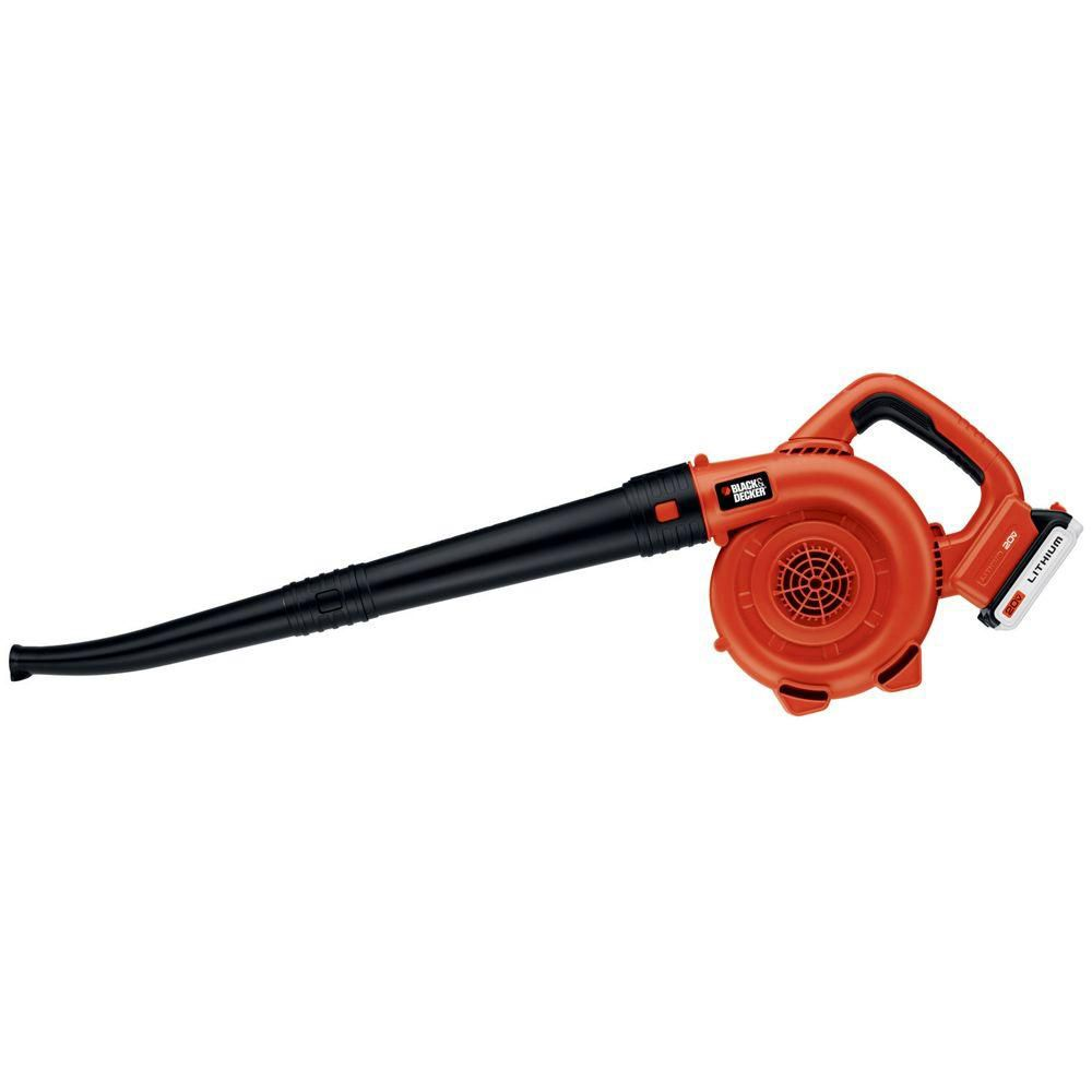 20V Lithium-Ion Cordless Electric Sweeper