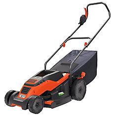 EM1500 15-inch Corded Electric Push Mower