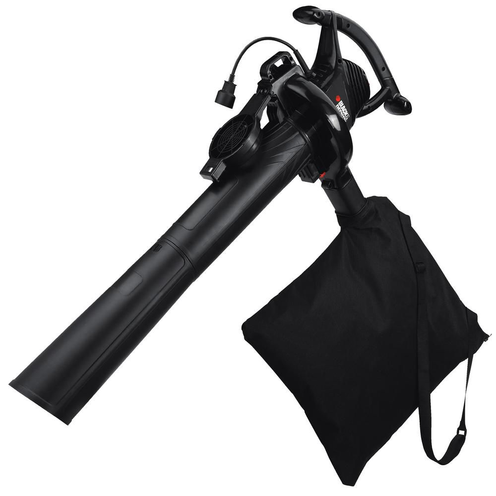 Homelite Electric Blower Vac : Leaf blowers the home depot canada