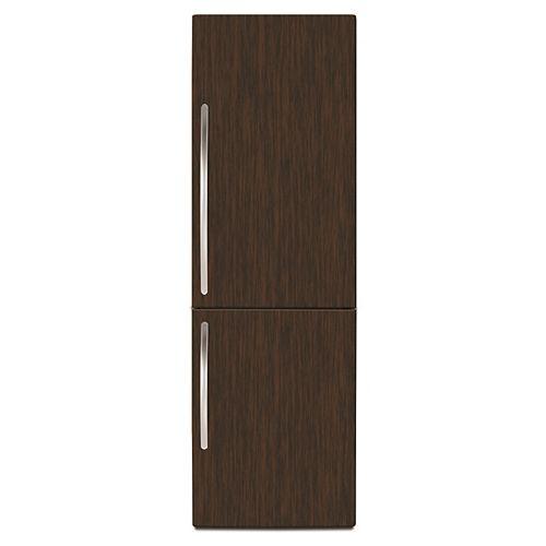 24-inch W 10 cu. ft. Built-In Bottom Freezer Refrigerator in Panel-Ready - ENERGY STAR®