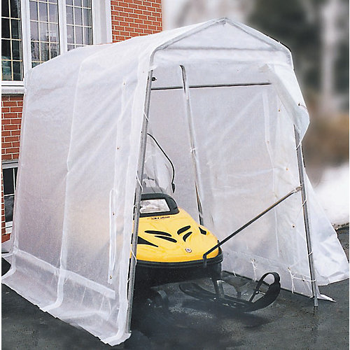 5 ft. x 8 ft. Storage Shelter