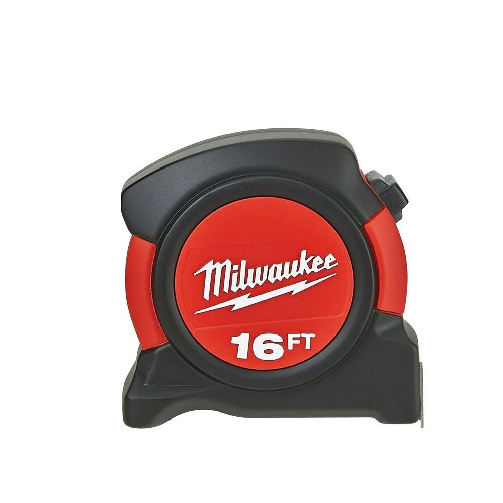 16ft Contractor Tape Measure