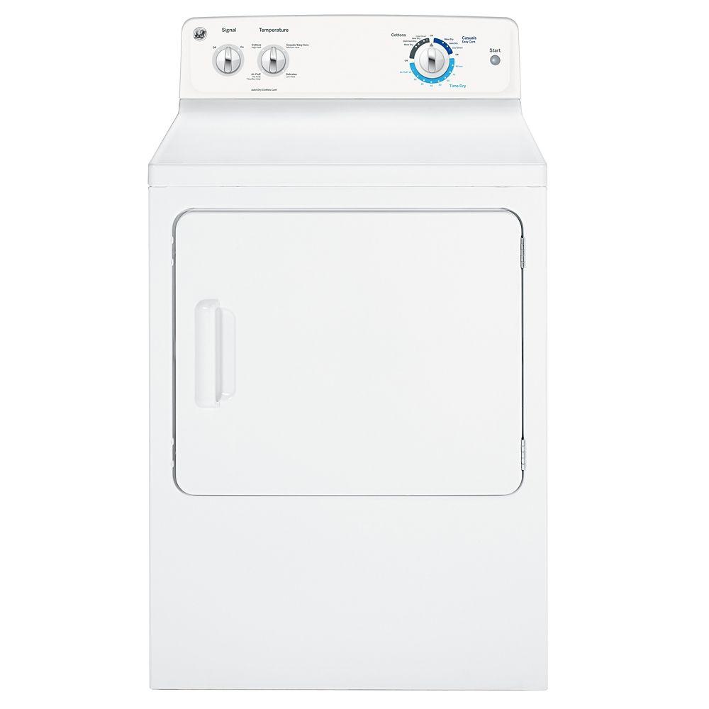 GE 7 Cu.Ft. Electric Dryer - GTX18ESMJWW
