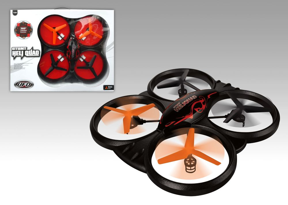 4.5 Channel 2.4ghz Radio Control Intruder Drone