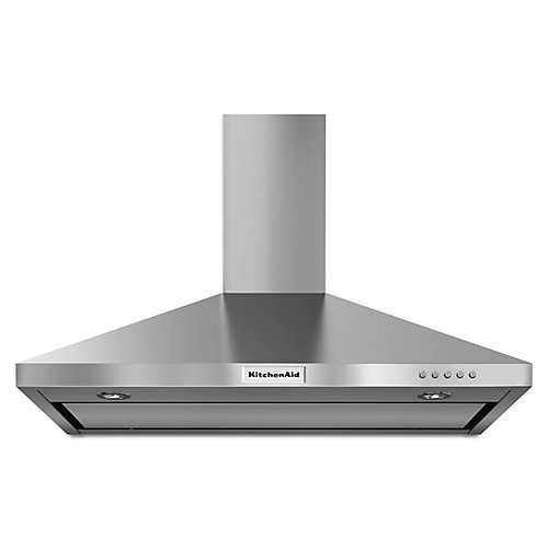 36-inch Canopy Range Hood in Stainless Steel