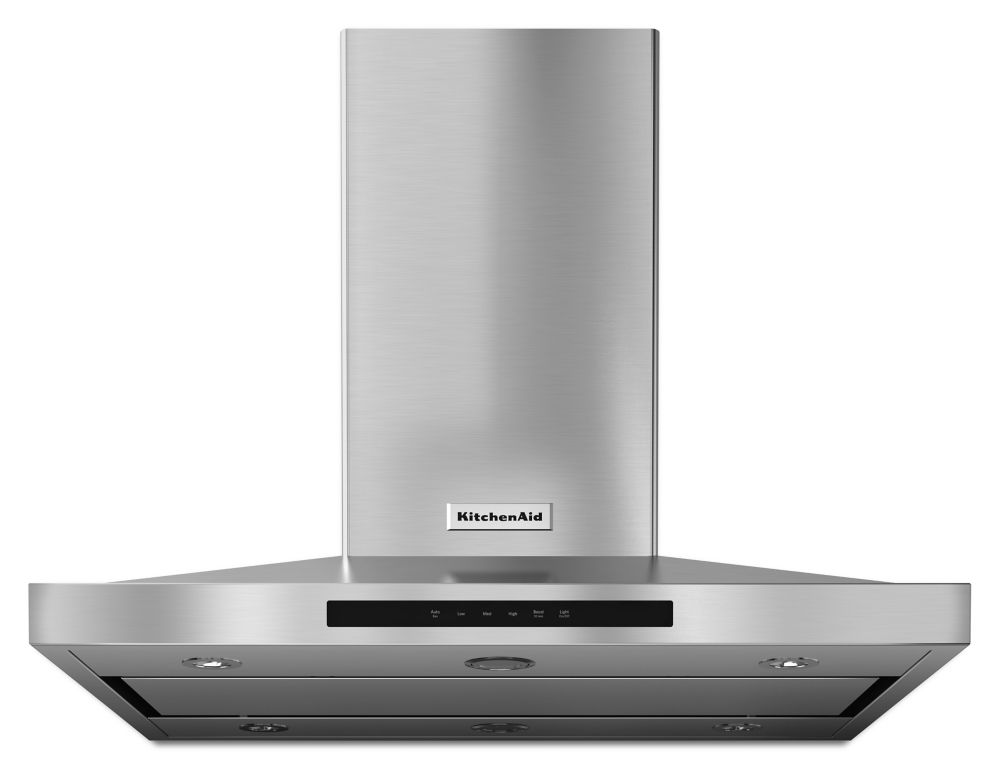 KitchenAid 36-inch, 600 CFM Canopy Range Hood In Stainless Steel
