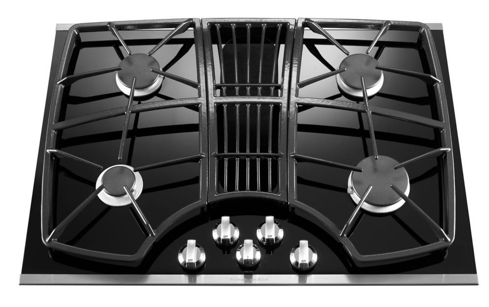 Architect Series II 30-inch Four Burner Downdraft Gas Cooktop