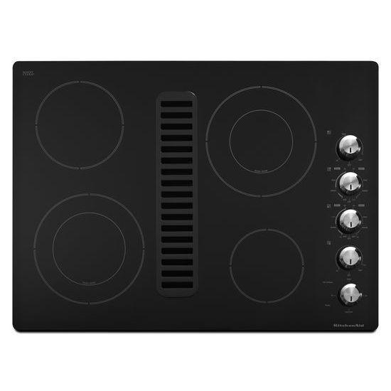 Table de cuisson électrique Architect série II 30 po, 4 éléments - KECD807XBL