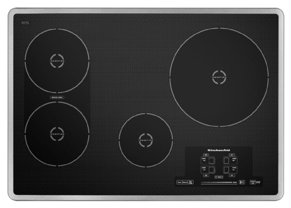 Architect Series II 31-inch Induction Cooktop in