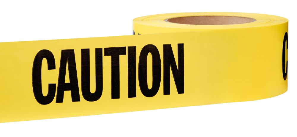 Hdx Caution Tape 1000 Feet