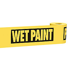 200 ft. Wet Paint Tape