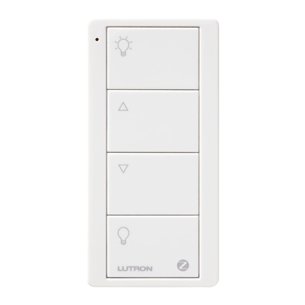 Télécommade d'ampoule connectée de Lutron