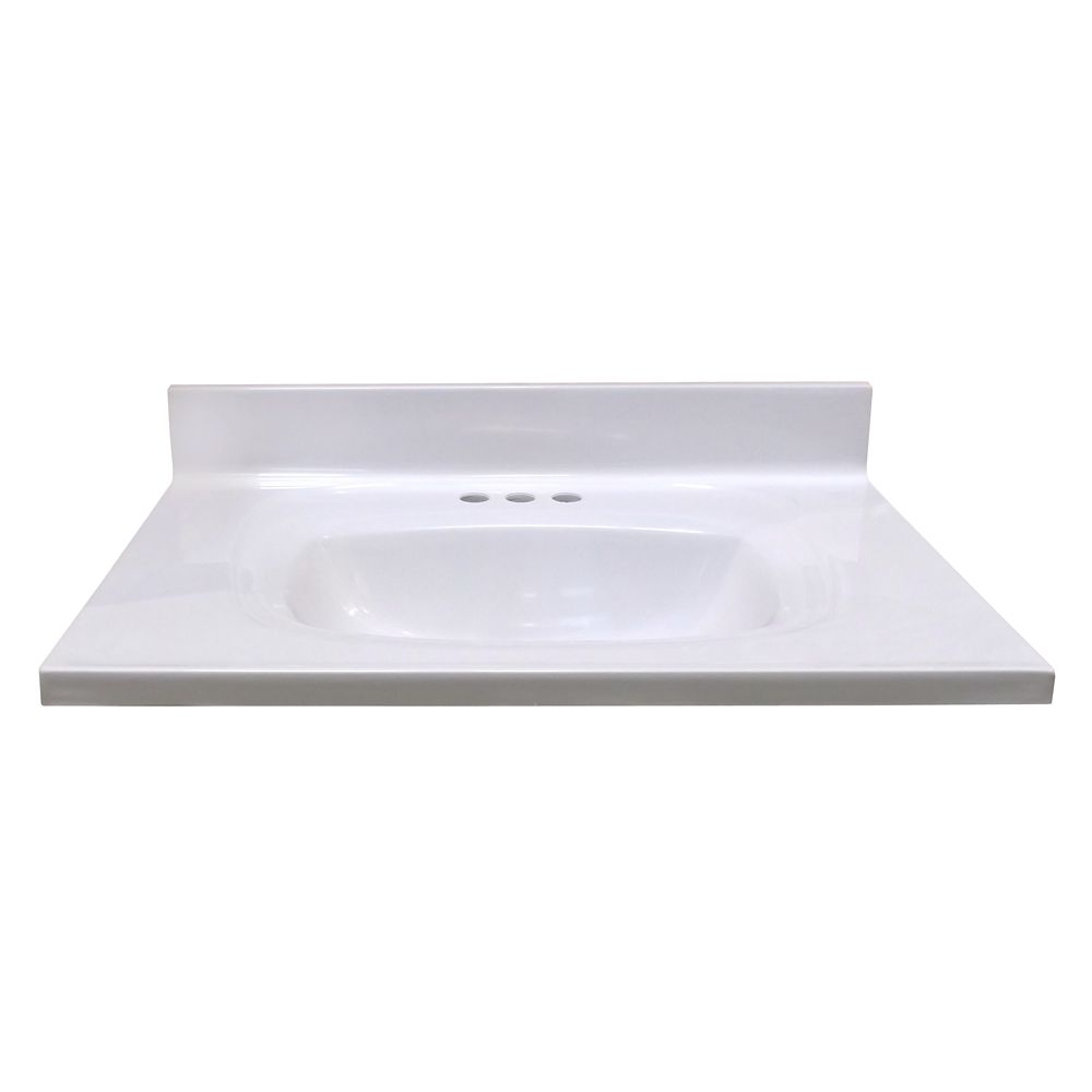 tops cultured vanity vanities marble lippert