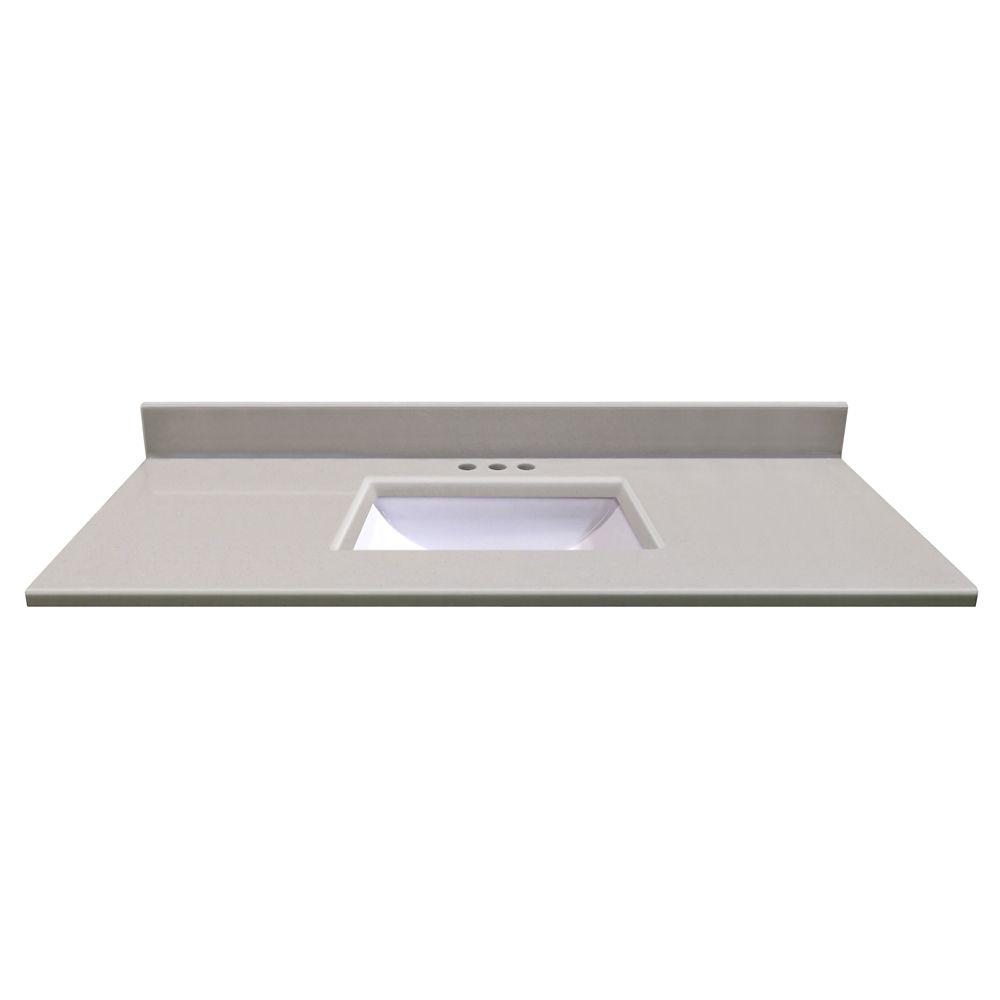 woodnote kitchens and baths comptoir en cong re montr al lavabo rectangulaire fond incurv. Black Bedroom Furniture Sets. Home Design Ideas