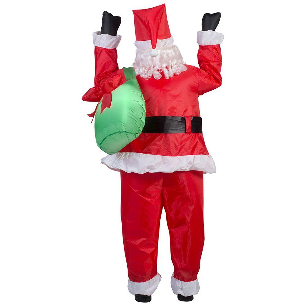 HAH Airblown - Père Noël pendu au toit