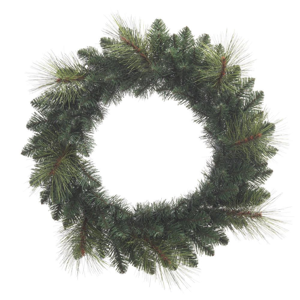 HAH 26 Inch Mixed Pine Wreath