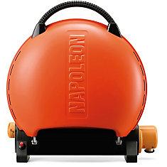 Gril à gaz portatif orange TravelQ TQ2225