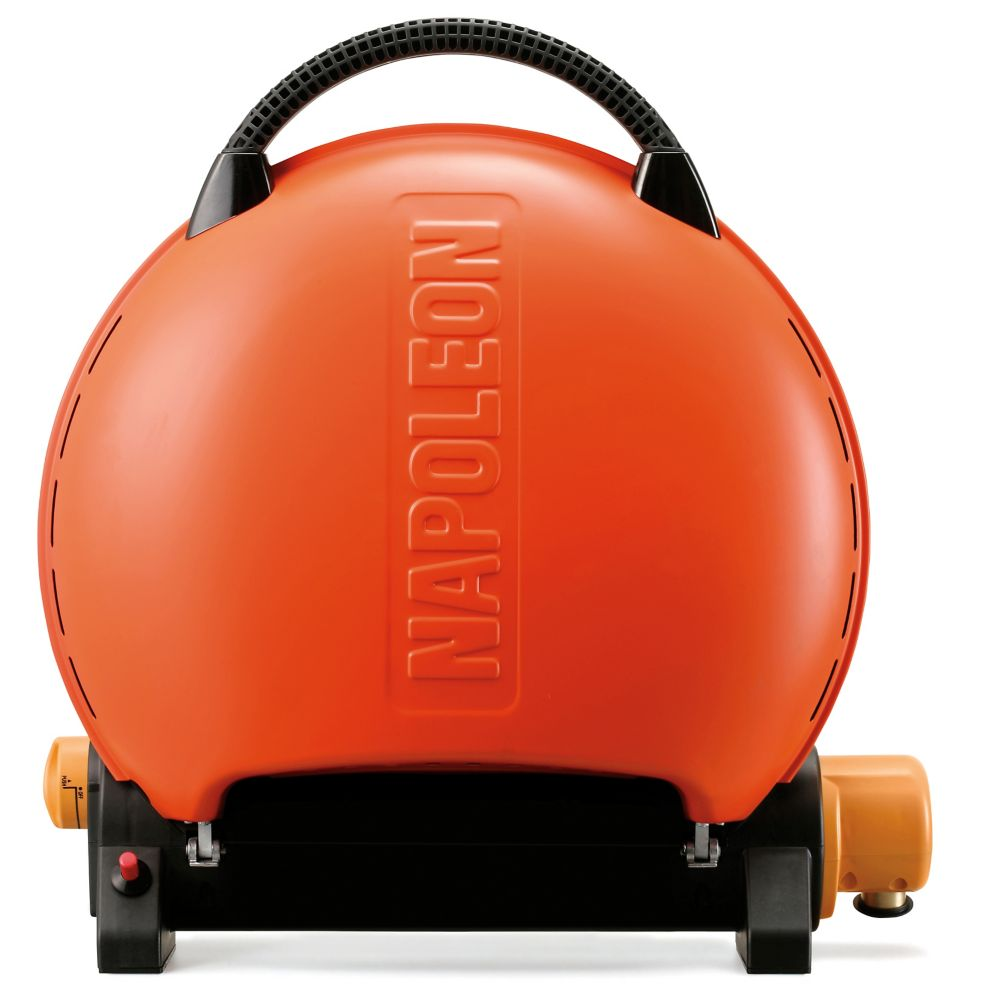 TravelQ Portable BBQ in Orange