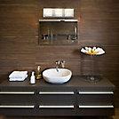 Home Decorators Collection 3-Light Brushed Nickel Vanity
