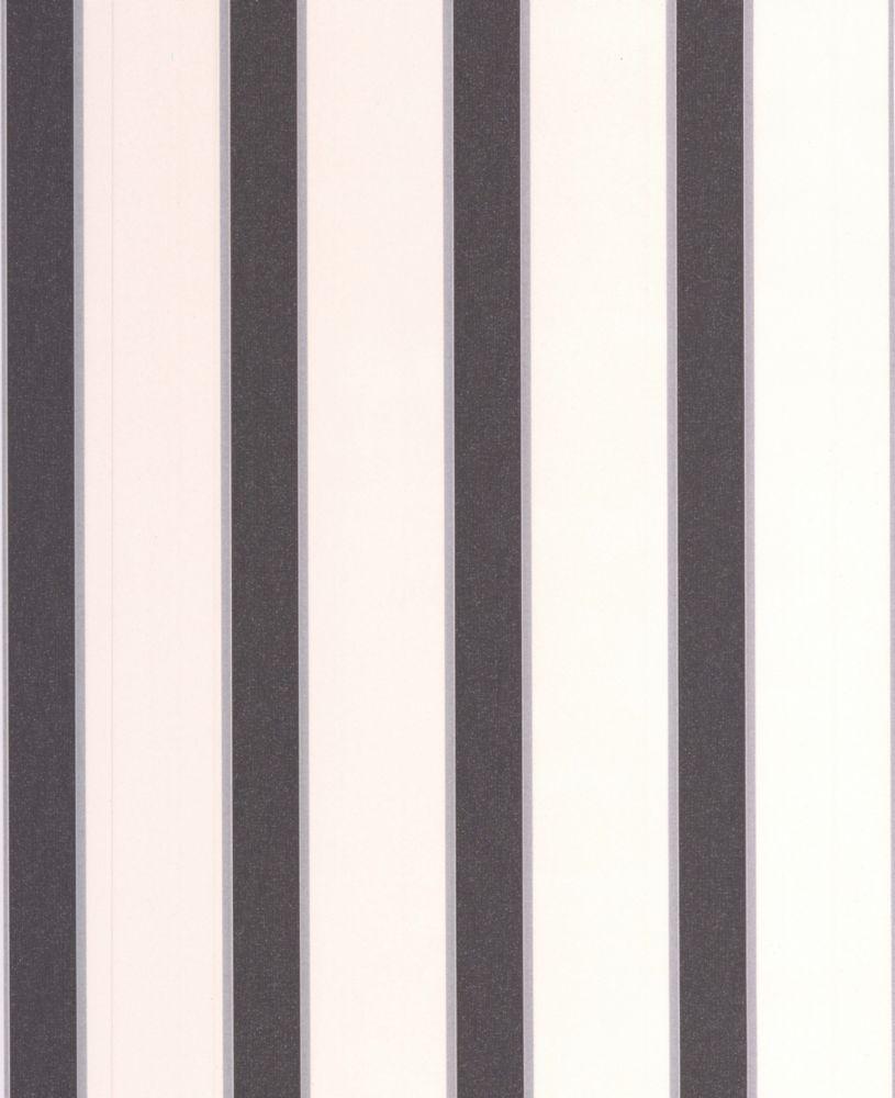 Duke Black And White Wallpaper Sample