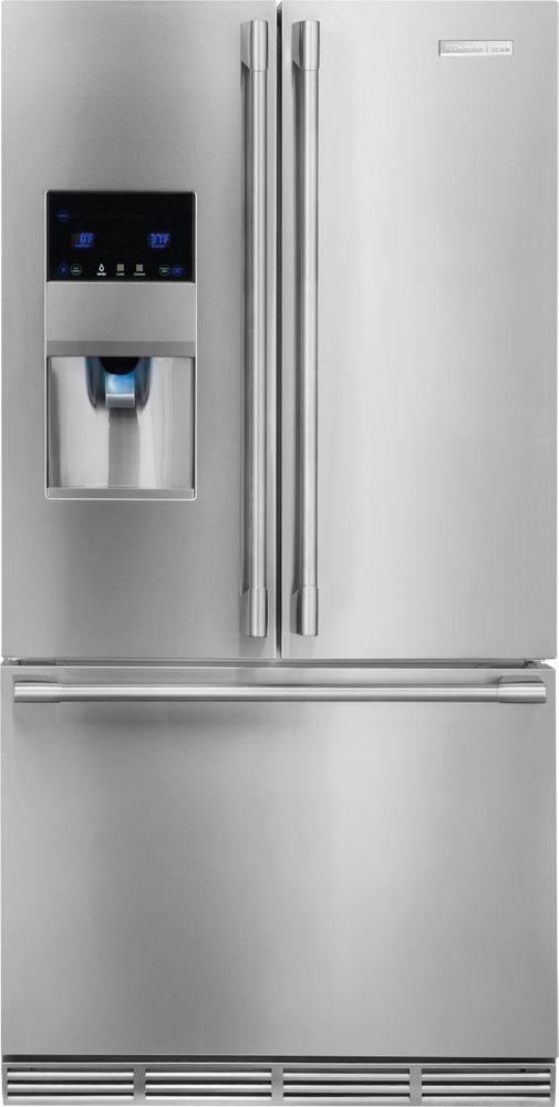 Réfrigérateur à portes françaises de 22,6 pi.cu.  - E23BC78IPS