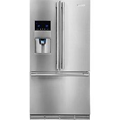 haier 28 in w 15 cu ft french door refrigerator in stainless steel. icon 22.6 cu. ft. french door refrigerator in stainless steel haier 28 w 15 cu ft