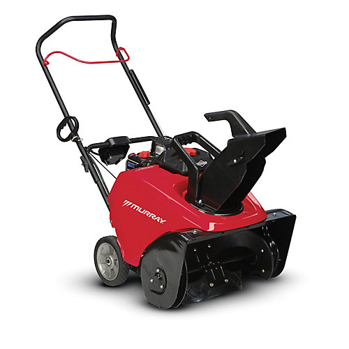 7.5 TP Single Stage Gas Snow Blower with 22-inch Clearing Width