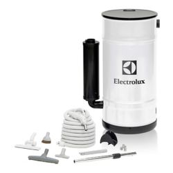 Electrolux 550 Air Watt Central Vacuum with Hard Floor Cleaning Set