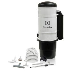 Electrolux 600 Air Watt Central Vacuum with Hard Floor Cleaning Set