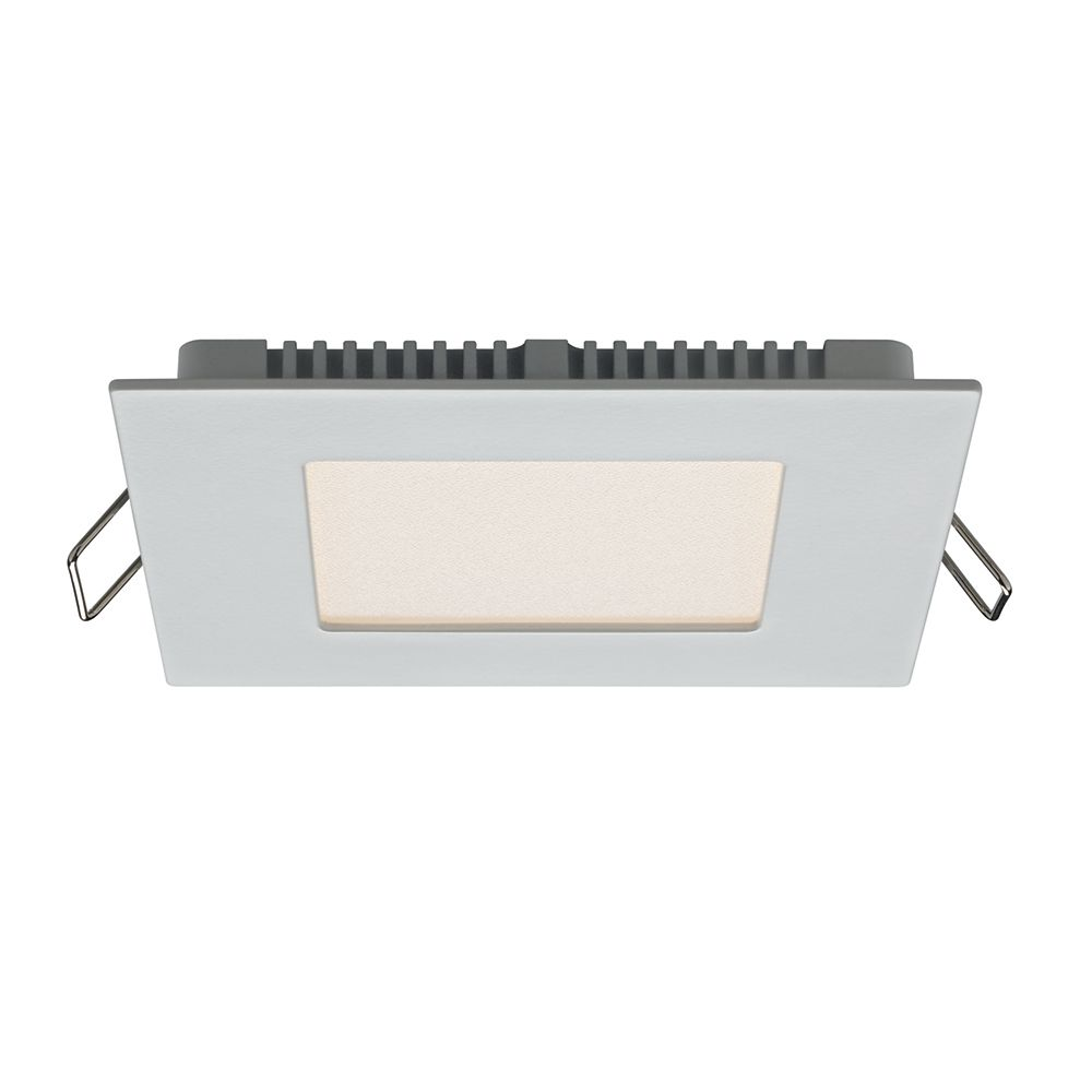 Illume Ultraslim 4 Inches Recessed Square LED Panel Light