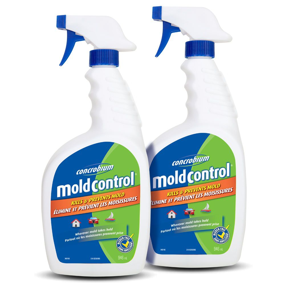 Concrobium Mold Control Value Pack (2x Concrobium Mold Control 946ml)