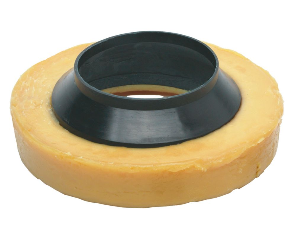 Wax Ring With Flange (3 Pack)