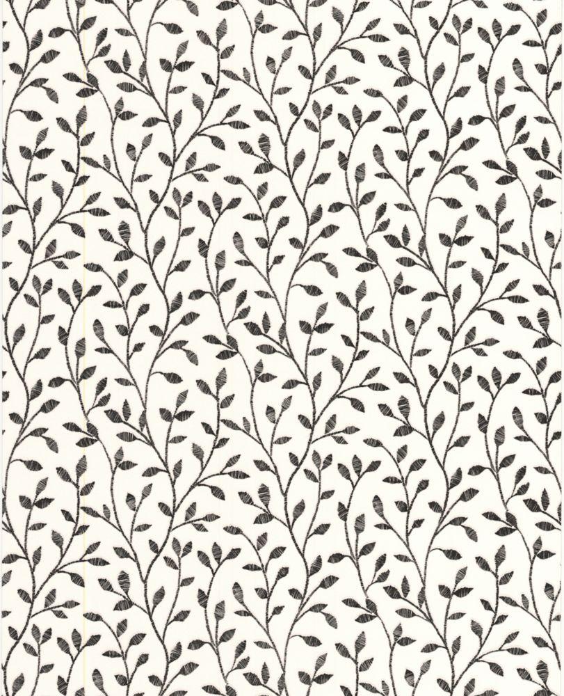 Boho Black And White Wallpaper Sample 20-60694 Canada Discount