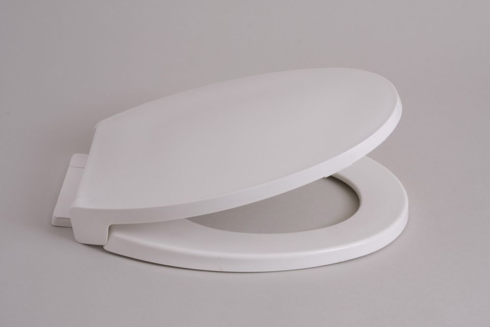 Optum<sup>®</sup> Round Slow Close Toilet Seat