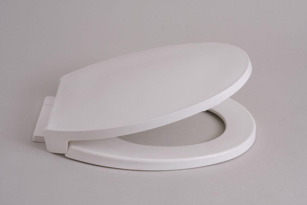 Optum Round Slow Close Toilet Seat